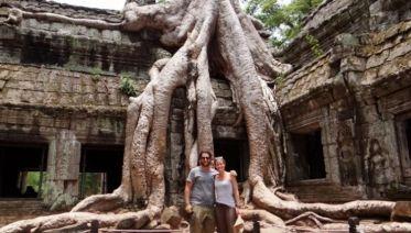 Angkor Wat Adventure 5D/4N (Phnom Penh to Siem Reap)