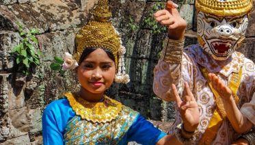 Angkor Wat Adventure 5D/4N (Siem Reap to Siem Reap)