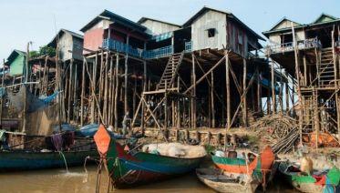 Angkor Wat & Local Life Experience 3D/2N