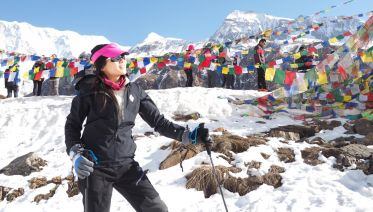 Annapurna Base Camp/PoonHill Trekking