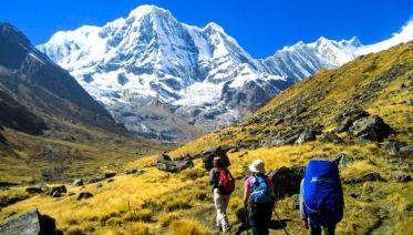 Annapurna Base Camp Trek 10D/9N (from Pokhara)
