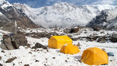 Annapurna Base Camp Trek: 11 Days