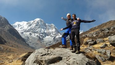 Annapurna Base Camp Trek - 9 Days