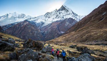 Annapurna Base Camp Trek in 11 Days