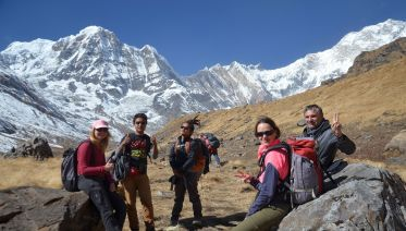 Annapurna Base Camp trek Tours