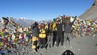 Annapurna circuit Trek 13 days