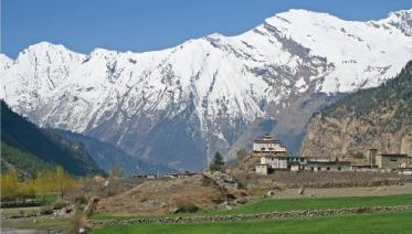 Annapurna Circuit via Kang La and Nar