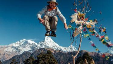 Annapurna Foothills Trek 3D/2N
