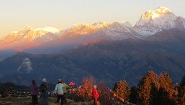 Annapurna Himalayan Trek