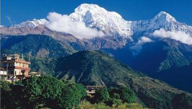 Annapurna Machapuchare