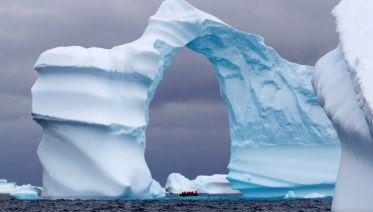 Antarctic Explorer Via Buenos Aires