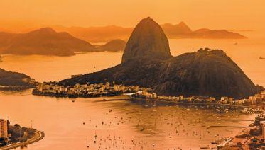 Antarctica in Depth with Taste of Argentina & Brazil