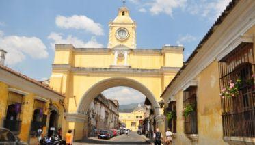 Antigua & Pacaya Experience 3D/2N