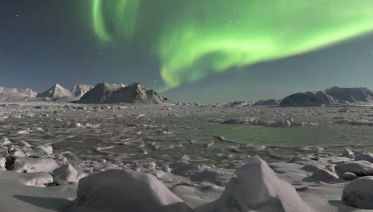 Arctic Express: Greenland's Northern Lights