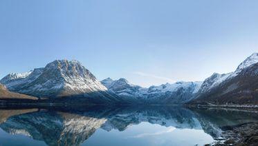 Arctic Fjords Road Trip