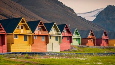 Arctic Islands: Svalbard, Greenland & Iceland