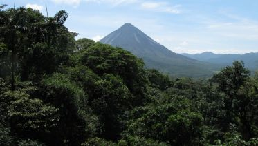 Arenal Volcano and Tabacon