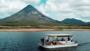 Arenal Volcano National Park & Arenal Lake