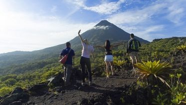 Arenal Volcano Trip