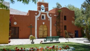 Arequipa City & Country Tour