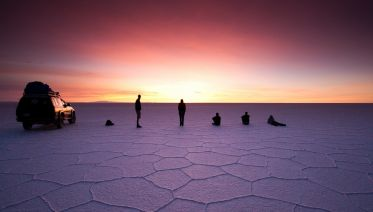 Argentina & Bolivia: Salt Flats and Desert