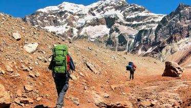 Argentina Expedition: Aconcagua Base & Mt Bonete