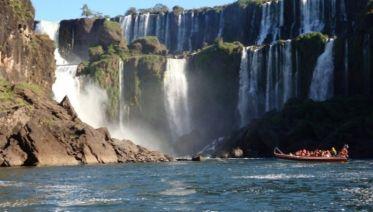 Argentina Iguazu Falls Day Trip (Puerto-Puerto)