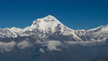 Around Dhaulagiri Via French Pass