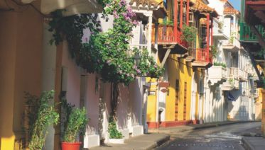 Art Culture and Cuisine of Columbia