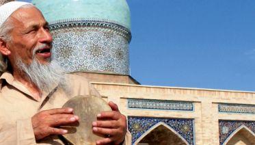 Ashgabat To Tashkent Overland