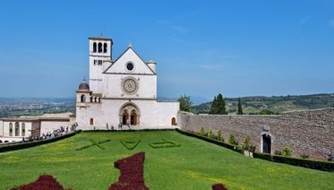 Assisi Private Walking Tour
