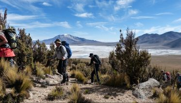 Atacama & Altiplano Trekking Adventure