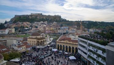Athens Highlights Walking Tour With Greek Coffee