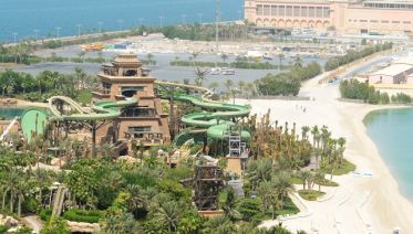 Atlantis Aqua Park Plus: Lost Chamber
