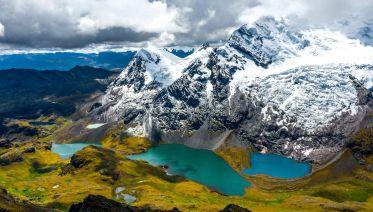 Ausangate Trek & Rainbow Mountain 4 Days