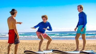 Aussie Surf Adventure 7D/6N (from Brisbane or Byron Bay)