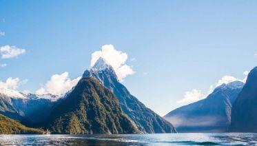 Australia and New Zealand Panorama