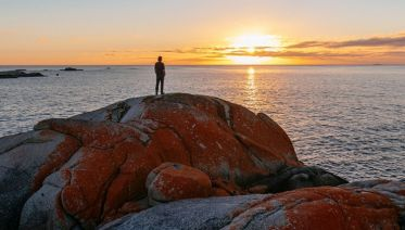 Australia Retreat: Bay of Fires, Tasmania
