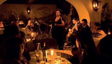 Authentic Fado Show And Dinner - All Included