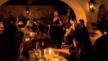 Authentic Lisbon Fado Show And Dinner - Private Tour