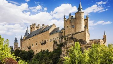 Avila And Segovia With Gourmet Lunch