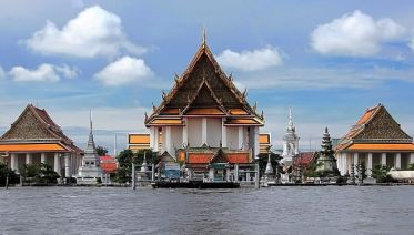 Ayutthaya, Bang Pa-In Summer Palace & cruise