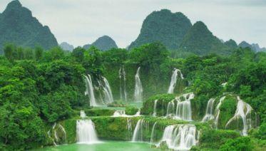 Ba Be Lake & Ban Gioc Waterfall Adventure 3D/2N