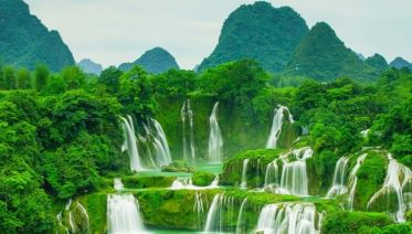 Ba Be Lake & Ban Gioc Waterfall Adventure 3D/2N