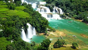 Ba Be Lake and Ban Gioc Waterfall
