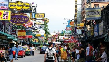 Backroads From Hanoi To Bangkok