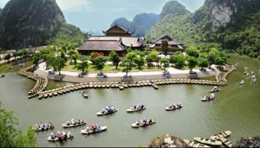 Bai dinh and trang an eco joining tour