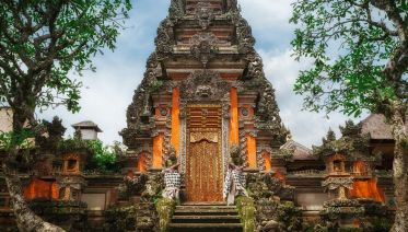 Bali Food & Temple Tour