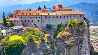 Balkan Greece Extention