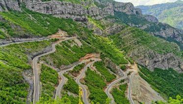 Balkans Breakaway